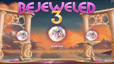 Bejeweled 3 Main Menu
