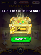 2000 Coins from video
