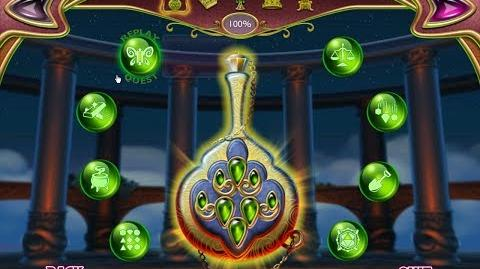 Bejeweled 3 Quest Mode - Relic 1 (of 5) 720p