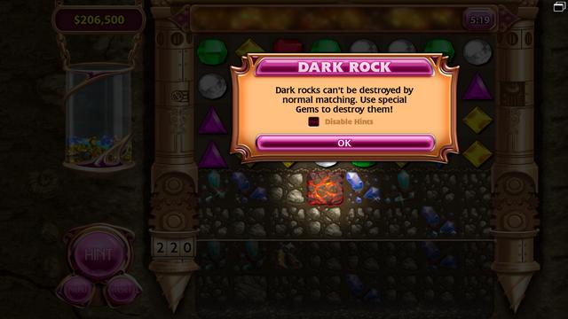 File:Diamond Mine Mode Dark Rock Intro.png