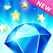 Bejeweled Stars New Square Icon