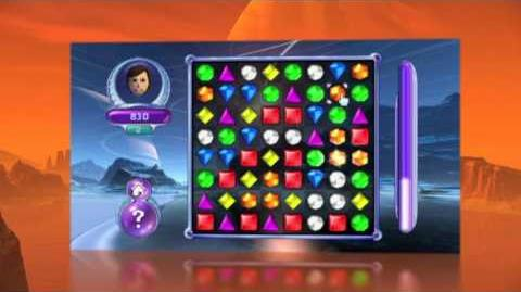 Bejeweled 2 WiiWare Game Trailer