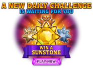 Sunstone in Daily Challenge Offer