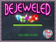 Bejeweled Title Screen