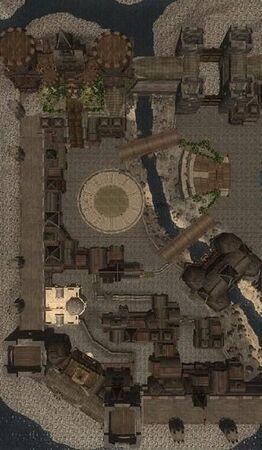 Beldin Gate - Top View 2