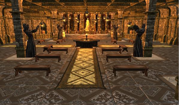 Temple of Tymora
