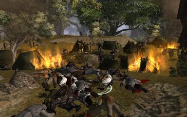 Defeat at Wycliff
