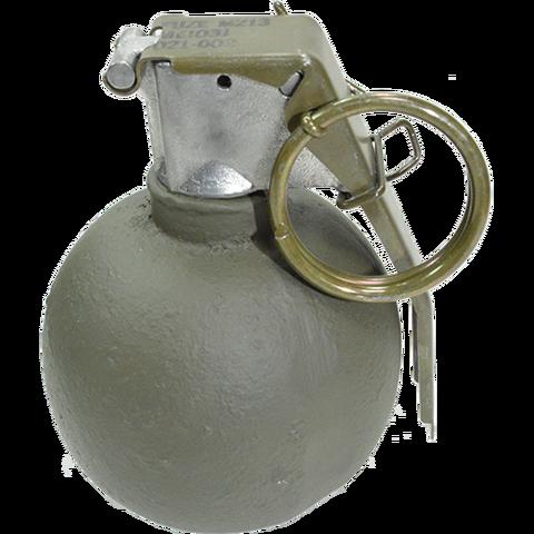 File:Polished Painted M67 Baseball Hand Grenade.png