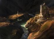 A secret base by dr23