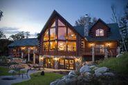 Log house 1 (exterior)