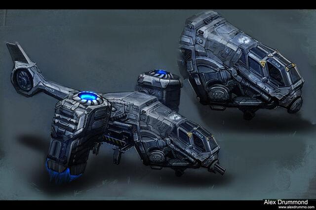 File:Transport unit sci fi by alexdrummo-d4adu1u.jpg