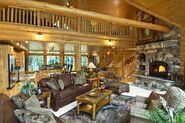Log house (1 second veiw)