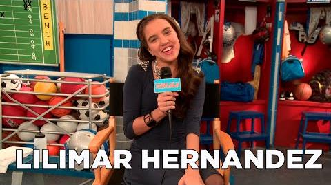 Bella and the Bulldogs; Lilimar Hernandez Exclusive!
