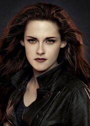 Bella Cullen breaking dawn.