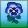 Pansy-blue