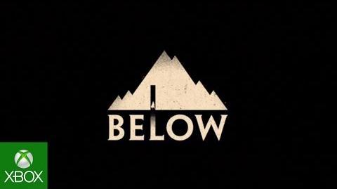 Below Gameplay Trailer