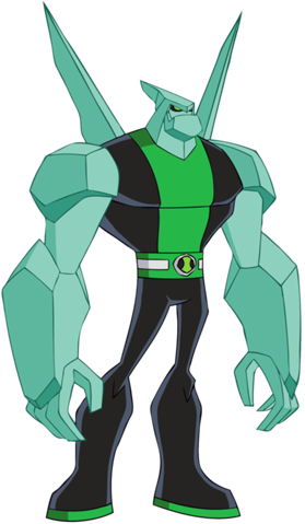 Diamondhead Ben 10 Aliens Wiki