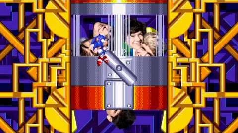 One Direction vs. Sonic the Hedgehog - What Makes You Drop Gumballs