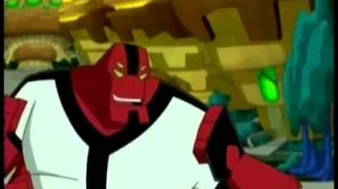 Ben 10 Omniverse - Four Arms Transformation 2