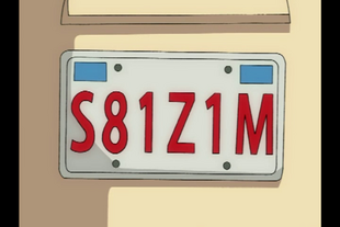Rustbucketlicenseplate