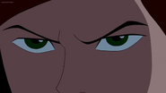 Gwen Alien Force Eyes mind closed