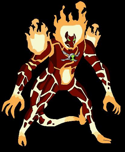 Ultimate Heatblast (TNO) | Ben 10: The New Omniverse Wikia ...