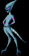 Gwen xlr8