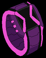 Gwens omnitrix