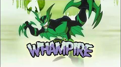 Ben 10 Omniverse Alien Reveal Whampire