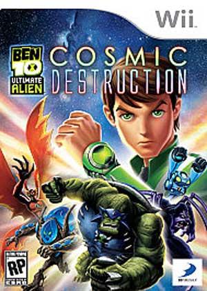 Ben 10 Supremaca Aliengena Destruccin Csmica  Ben 10 Wiki