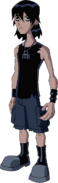 12 year old Kevin in Omniverse