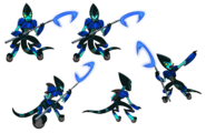 Kineceleran Team Blue Art