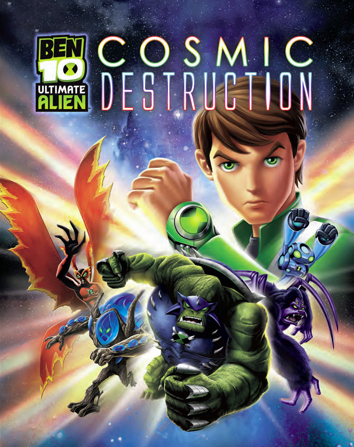 Ben 10 Ultimate Alien Cosmic Destruction Ben 10 Wiki Fandom
