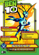 Meet the Aliens Stinkfly