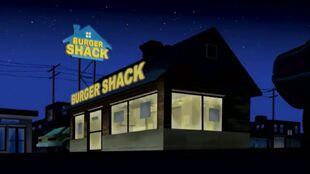 Burger Shack de Supremacia Alienigena