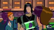 Gwen, Kevin e Ben OV