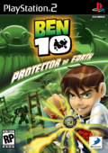 B10 Protector of Earth PS2