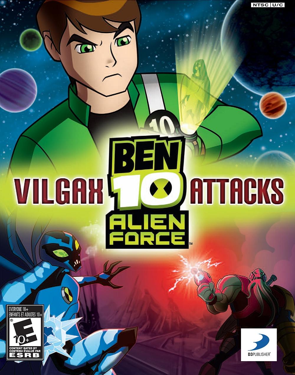 Ben 10 Alien Force: Vilgax Attacks | Ben 10 Wiki | FANDOM