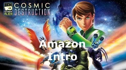 Ben 10 Amazon - Intro