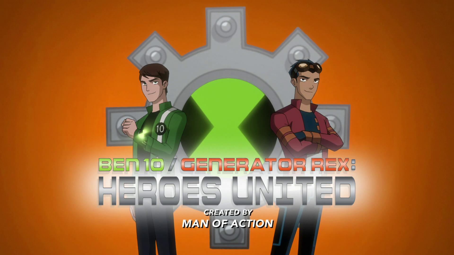 Image - Heroes United Opening.png | Ben 10 Wiki | FANDOM powered ...