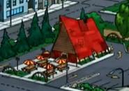 Burger shack de la nueva dimension