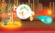 Shock Blast rayo y fuego