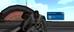 Tetrax em Fusion Fall com capacete