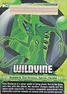 Wildvine Bandai Card