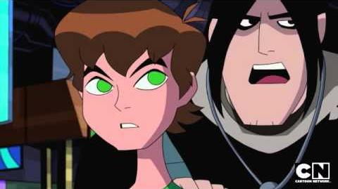 Ben 10 Omniverse - Kevin Preview