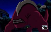 Bestia Supremo en la serie