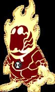 Heatblast+Upchuck