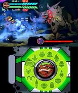 Gravattack vs Crabdozer