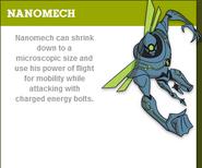Nanomechprofile
