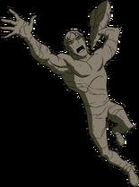 Kevin UAF action pose 6